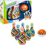 Интерактивная и развивающая игрушка  1 Toy  ``Боулинг`` 6 кеглей и шар