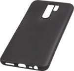 Чехол для мобильных телефонов  Red Line  iBox UltraSlim для Xiaomi Redmi 9 (черный)