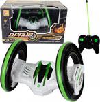 Радиоуправляемая игрушка  1 Toy  двухколёсная Драйв ``Трюковая`` на р/у, Аккум. 4.8V, белый