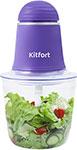 Прибор для измельчения продуктов  Kitfort  КТ-3016-1, фиолетовый