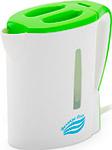 Чайник электрический  Великие реки  Мая-1 бело-салатовый