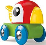 Деревянная игрушка  Hape  E3808_HP Свистящий попугайчик