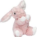 Мягкая игрушка  Molli  8265SW_MT Заяц розовый 16 см