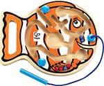 Деревянная игрушка  Hape  E1700_HP Рыба