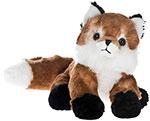 Мягкая игрушка  Molli  8510SW_MT Лиса 17 см