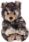 Мягкая игрушка  Molli  8511SW_MT Мишка бурый 23 см