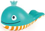 Игрушка для купания  Hape  E0216_HP Кит пускающий пузырьки