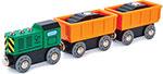 Транспорт  Hape  E3718_HP Дизельный грузовой