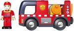 Транспорт  Hape  E3737_HP с сиреной