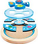 Деревянная игрушка  Hape  E1604_HP Глубоководные существа