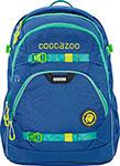 Рюкзак и термосумка  Coocazoo  ScaleRale Waveman синий/бирюзовый