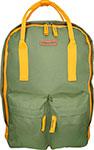 Рюкзак и термосумка  Silwerhof  Cube оливковый/оранжевый