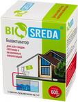 Септик для биотуалетов  Biosreda  для септиков и автономных канализаций, 600 гр 24 пак