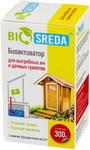 Септик для биотуалетов  Biosreda  для выгребных ям и дачных туалетов, 300 гр 12 пакетиков