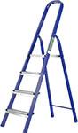 Лестница и стремянка  Сибртех  97844 Стремянка, 4 ступени, стальная