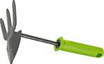 Инструмент для обработки почвы  Palisad  комбинированная, 60х225 мм, стальная, пластиковая рукоятка