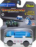 Транспорт  1 Toy  Transcar Double: Автоцистерна – Внедорожник, 8 см, блистер