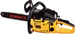 Бензопила и бензорез  Eurolux  GS-4516 желто-черный