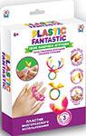 Товар для творчества  1 Toy  Plastic Fantastic ``Кольца`` (Оленёнок, Кролик, Летучая мышь) Т20213