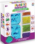 Товар для творчества  1 Toy  Plastic Fantastic ``Подводный мир`` Т20214