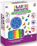 Товар для творчества  1 Toy  Plastic Fantastic ``Динозавры-мини`` Т20339