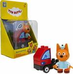 Конструктор  1 Toy  Коржик на грузовичке Т19860