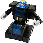 Робот, трансформер  1 Toy  XL ``Боевой расчет ВКС: Капитан Квинт``