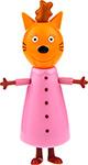 Интерактивная и развивающая игрушка  1 Toy  Три кота - Мама 8 см