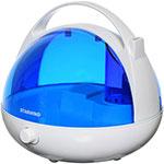 Увлажнитель воздуха  Starwind  SHC2416 25Вт белый/синий