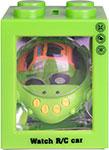 Радиоуправляемая игрушка  Blue Well Trade Limited  Игрушка на д/у Трансформер, зеленая, гиро ZG-C8034