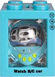 Радиоуправляемая игрушка  Blue Well Trade Limited  Игрушка на д/у Трансформер, голубая, гиро ZG-C8034