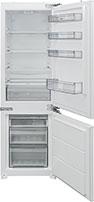 Встраиваемый двухкамерный холодильник  Vestel  VBI2760