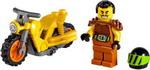 Конструктор  Lego  Разрушительный трюковый мотоцикл, 60297