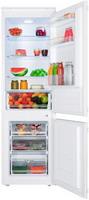 Встраиваемый двухкамерный холодильник  Hansa  BK303.0U