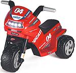 Электромобиль  Peg-Perego  Mini Ducati Evo